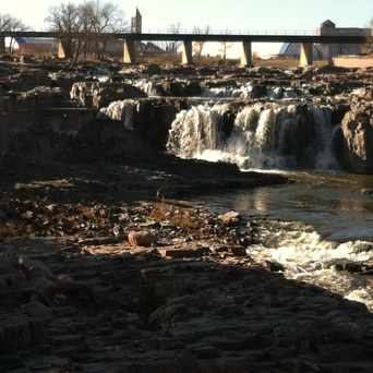 Photo of Falls Park in Sioux Falls