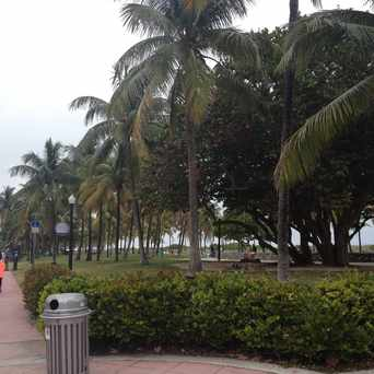 Photo Of Miami Beach Park In Flamingo Lummus