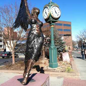 Photo of Sculpture Walk Sioux Falls in Downtown, Sioux Falls