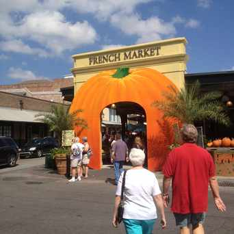 Photo of French Market Produce in French Quarter, New Orleans