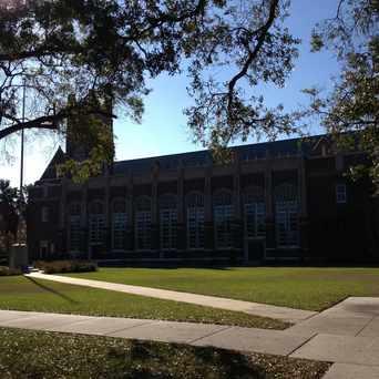 Photo of Hillsborough High School in Old Seminole Heights, Tampa