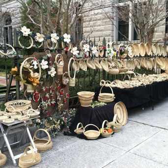 Photo of Street vendor in Charleston