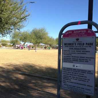 Photo of Werner's Field Park in Phoenix