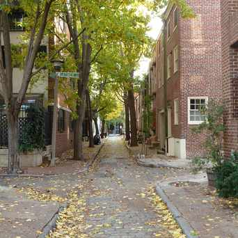 Photo of Hutchinson Street in Washington Square West, Philadelphia