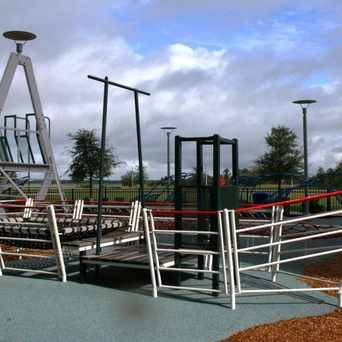 Photo of Mt Pleasant Pier Playground in Mount Pleasant