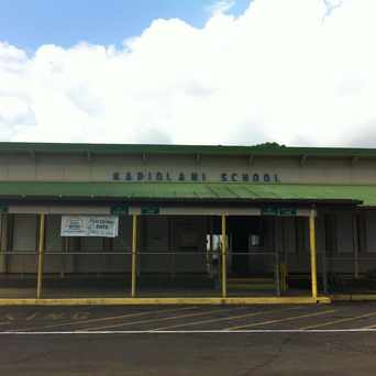 Photo of Chiefess Kapiolani Elementary School in Hilo