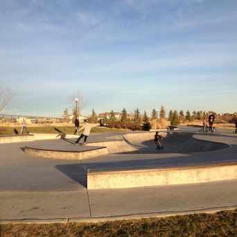 Photo of Denver Skatepark in Stapleton, Denver