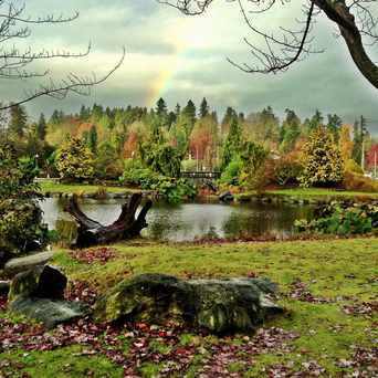 Photo of Devonian Harbour Park in Vancouver