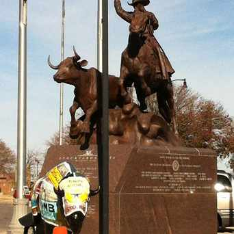 Photo of Stockyards City Memorial in Oklahoma City