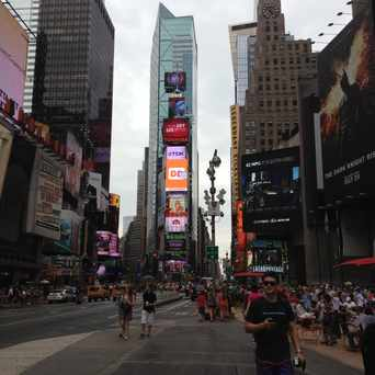 Photo of Times Square in Theater District, New York