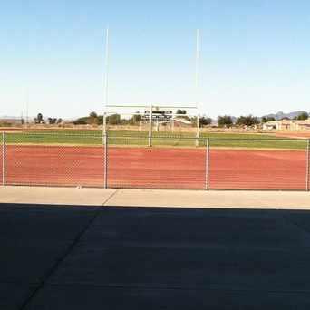 Photo of Palo Verde High School in Blythe
