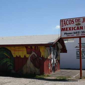 Photo of Tacos De Juarez in Phoenix