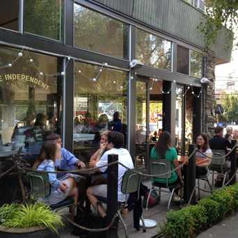 Photo of The Independent Pizzeria in Madison Park, Seattle