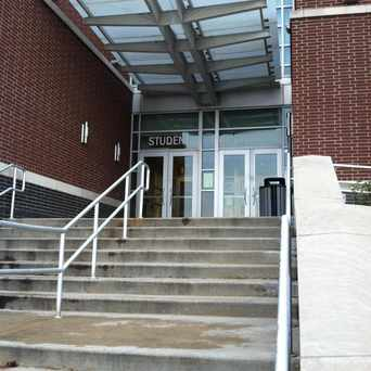 Photo of Student Union - Back in Akron