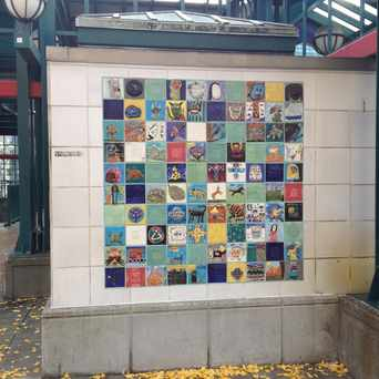 Photo of Union Station Plaza in International District, Seattle