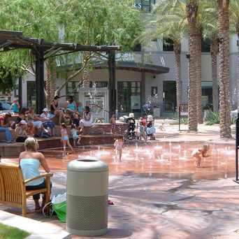 Photo of Kierland Commons Splashpad in Kierland, Phoenix