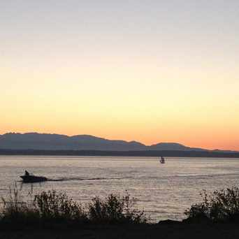 Photo of Golden Gardens Boat Ramp in Seattle