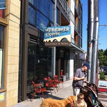 Photo Of Herkimer Coffee In University District Seattle