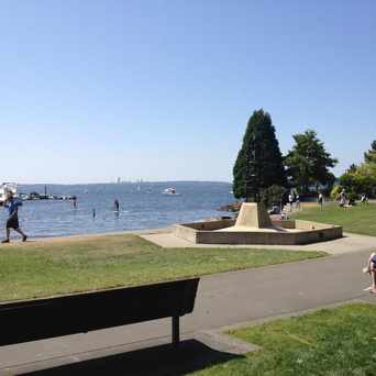 Photo of Marina Park in Moss Bay, Kirkland