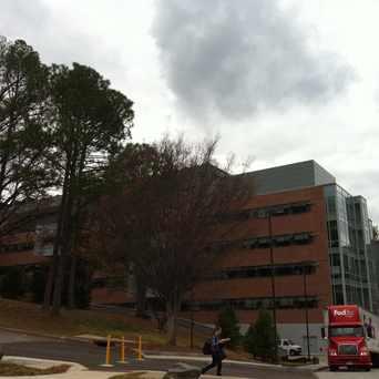 Photo of Rich Computer Center in Georgia Tech, Atlanta