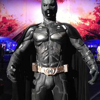 Photo of Dark knight Exhibit in Downtown, Los Angeles