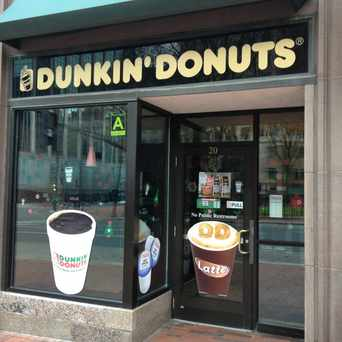 Photo of Dunkin' Donuts in Downtown, Hartford