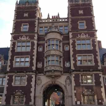Photo of The Quadrangle in University City, Philadelphia