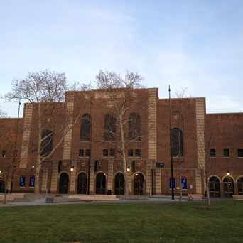 Photo of The Palestra in University City, Philadelphia