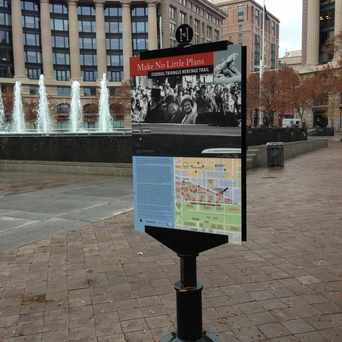 Photo of Federal Triangle Heritage Trail in Downtown-Penn Quarter-Chinatown, Washington D.C.