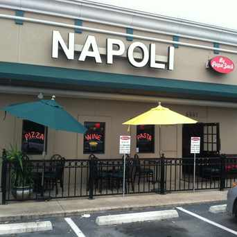 Photo of Napoli by Papa Zack in Great Uptown, Houston