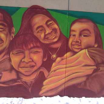 Photo of Mural At Trinity First Lutheran School in Ventura Village, Minneapolis