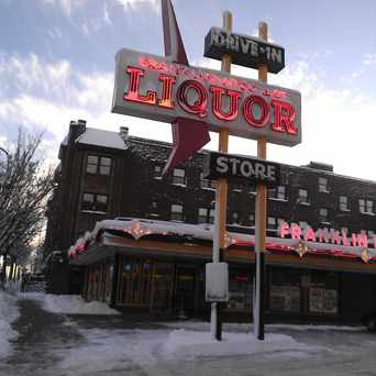 Photo of Franklin-Nicollet Liquor Store in Whittier, Minneapolis