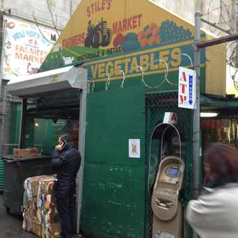 Photo of Stiles Farmers Market Inc in Hell's Kitchen, New York