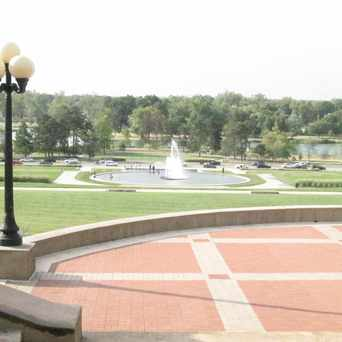 Photo of Forest Park in St. Louis