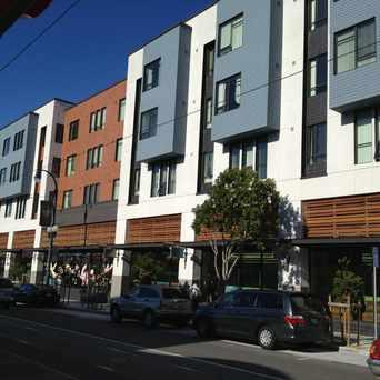 Photo of Ocean Ave & Lee St in Westwood Park, San Francisco