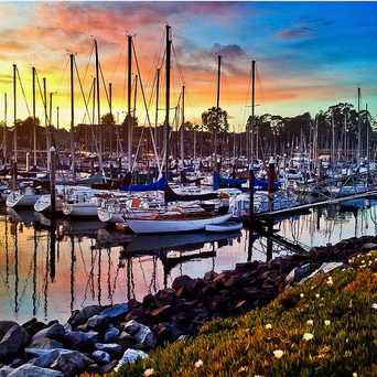 Photo of Santa Cruz Yacht Harbor in Santa Cruz