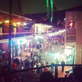 Photo of Bourbon Street in French Quarter, New Orleans