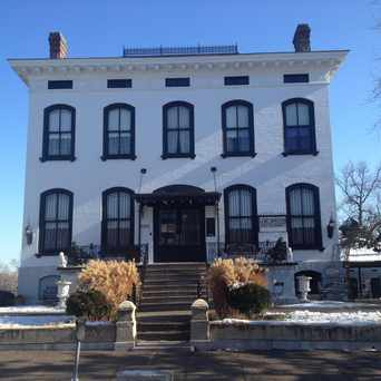 Photo of Lemp Mansion in Benton Park, St. Louis