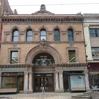 Photo of 617 Main St in Central Business District, Buffalo