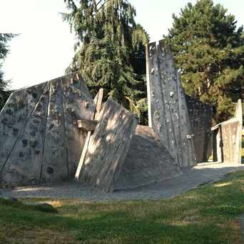 Photo of Rock Climbing Practice Facility in University District, Seattle