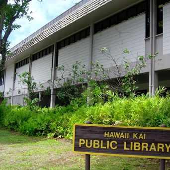 Photo of Hawaii Kai Public Library in East Honolulu