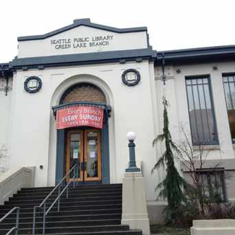 Photo of Green Lake Public Library in Green Lake, Seattle