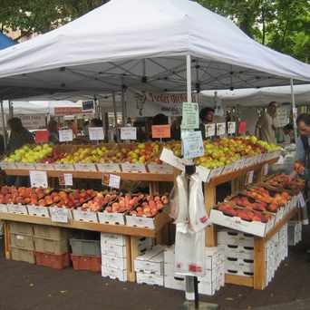 Photo of Shemanski Park Farmers Market in Downtown, Portland