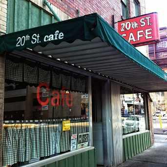 Photo of Twentieth Street Cafe in Five Points, Denver
