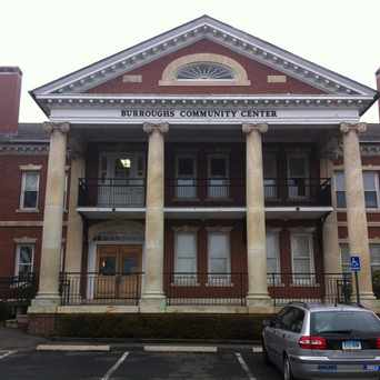 Photo of Burroughs Community Center in Bridgeport