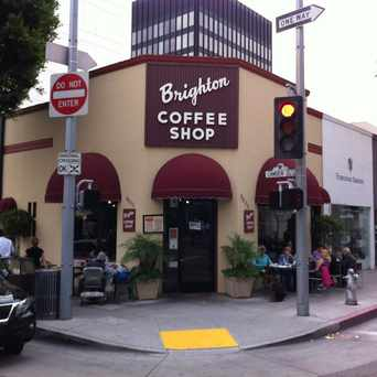 Photo of Brighten Coffee Shop in Beverly Hills