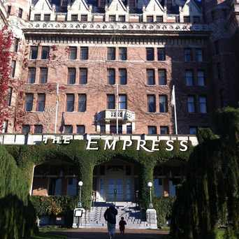 Photo of Fairmont Empress in Victoria