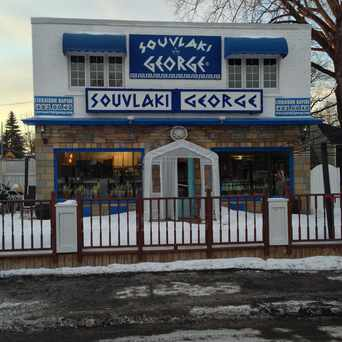 Photo of Souvlaki Georges in Montréal