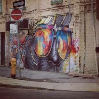 Photo of Amazzzzing Artwork in Trinity-Bellwoods, Toronto