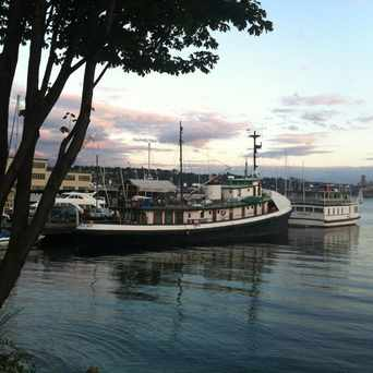 Photo of Old Fishing Boat in Fremont, Seattle